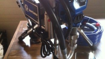 Tool of the Week: Graco Ultra 395 Airless Sprayer