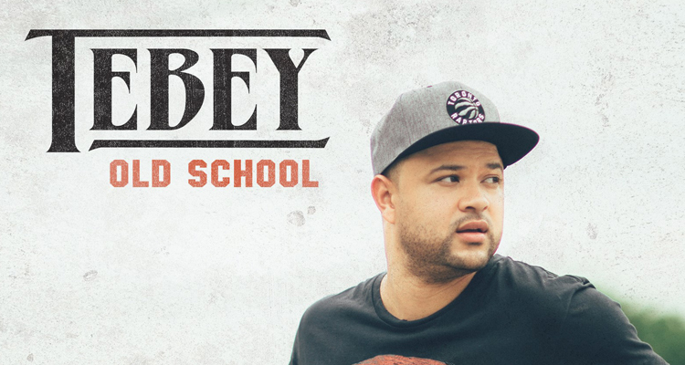 tebey-old-school-album-cover