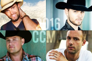2016 ccma award nominees
