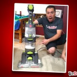 Hoover Dual Power Pro Carpet Washer Review + Giveaway!