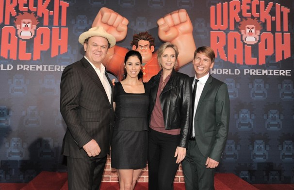 Wreck-it Ralph Cast