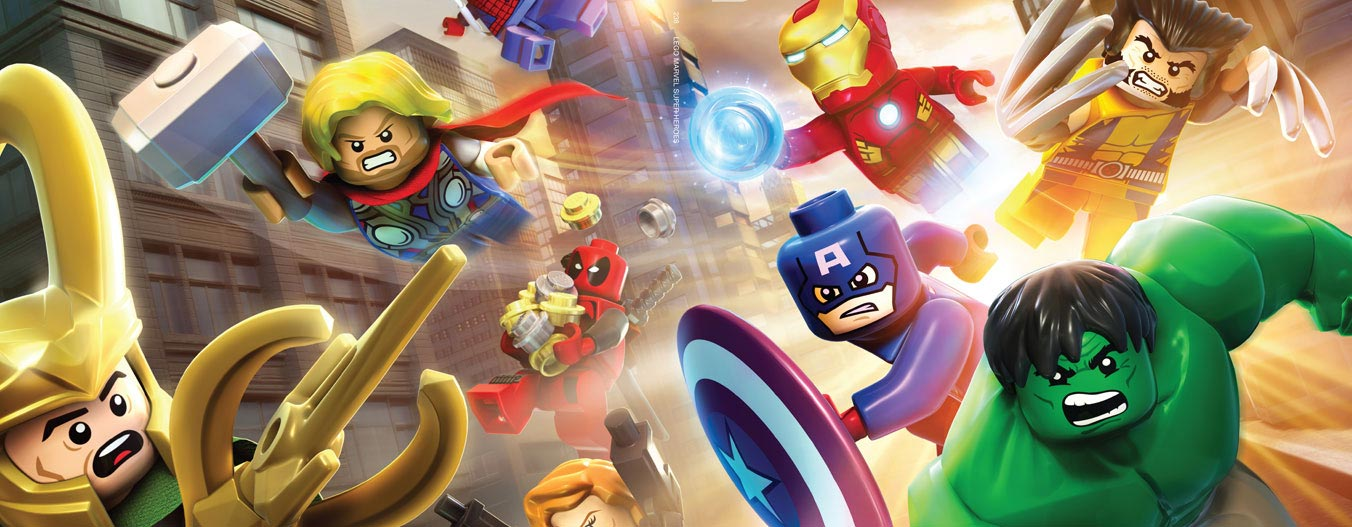 LEGO Marvel Superheros
