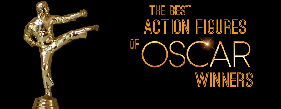 The Best Action Figures of Oscar Winners