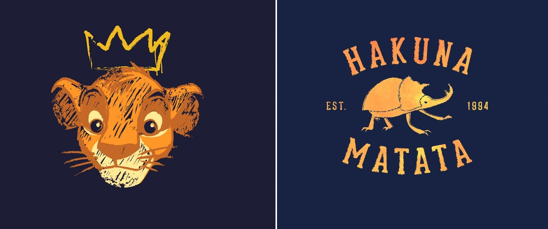 Lion King Shirts