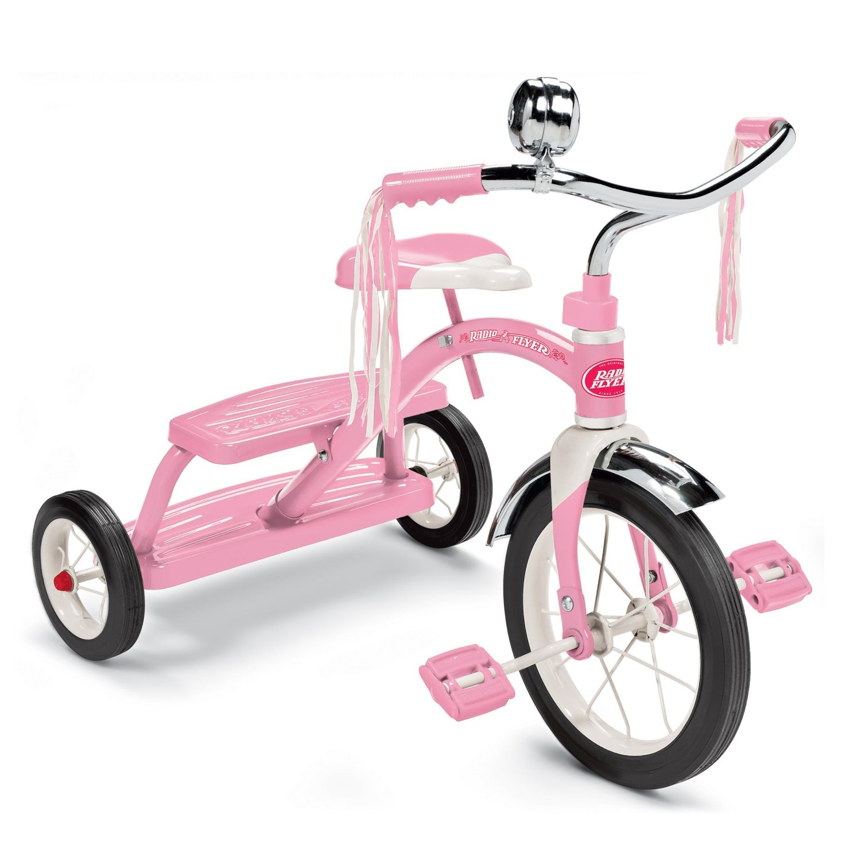 Genuine 1 Trike Sport Radio Flyer 4 1 Trike Amazon Radio Flyer Girls Classic Pink Dual Deck Tricycle Radio Flyer 4 baby Radio Flyer 4 In 1 Trike