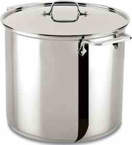 Top 5 best stainless steel stock pots commercial in 2019 review