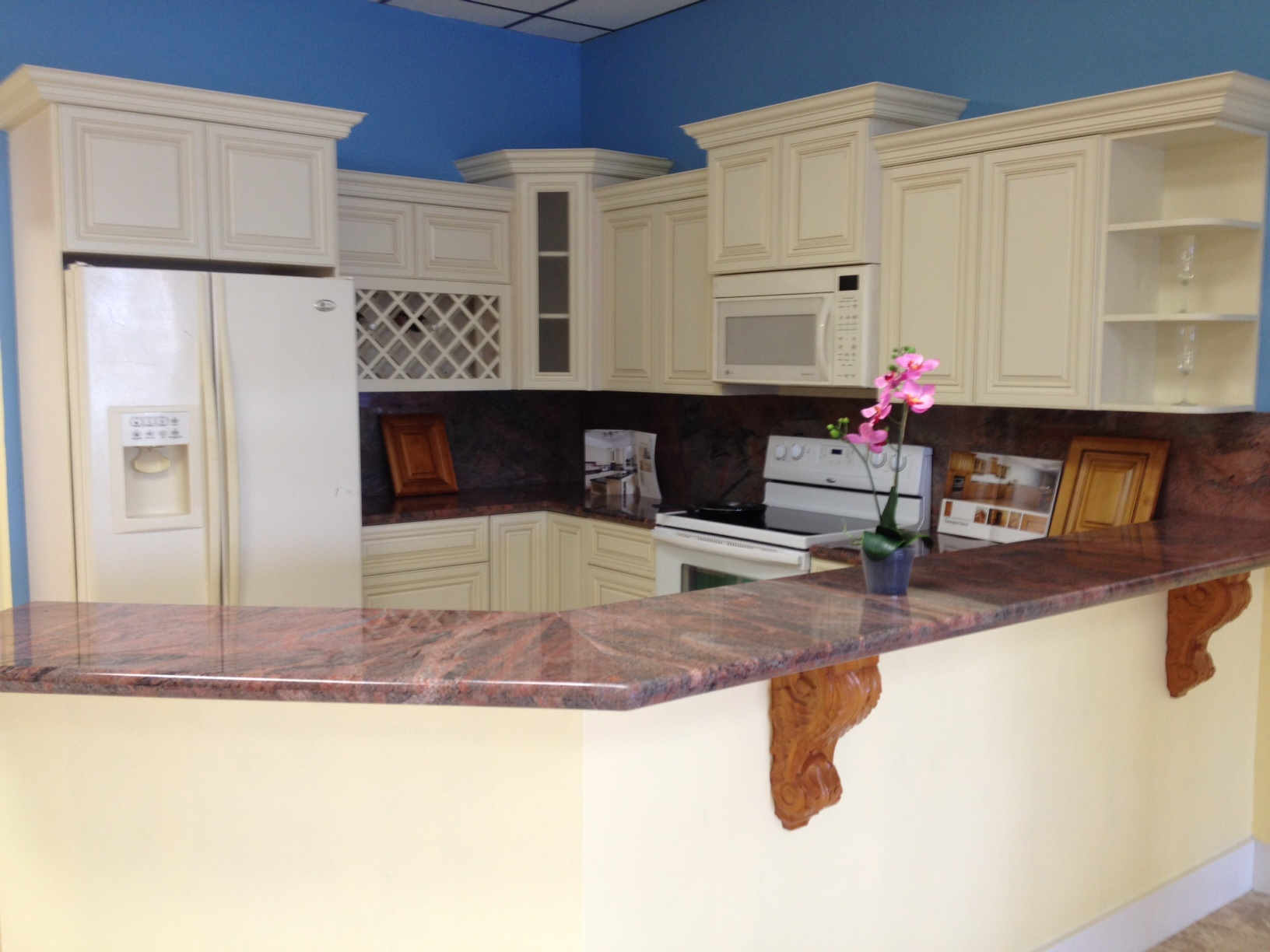 kitchen cabinetry wholesale kitchen cabinets Princeton White
