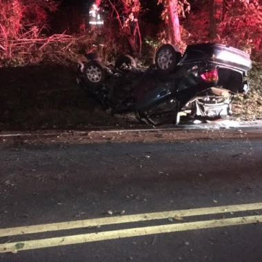 Topsfield Fire Department Frees Man Trapped in Car with Jaws of Life
