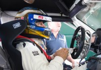 Alessandro Zanardi im BMW Z4 GT3 - Photo: BMW AG