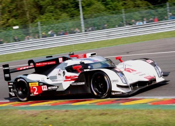 13. Le-Mans-Erfolg für Audi © Rudolf Beranek