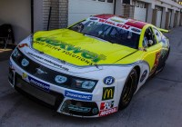 Nascar Ford Mustang Renauer - Foto: dexwet Renauer Team