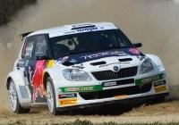 Raimund Baumschlager - Skoda Fabia S2000 - Photo: IG Rallye Foto Service
