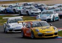 Philipp Eng dominiert im Porsche Carrera Cup Deutschland © Porsche AG