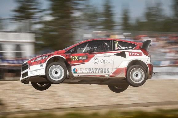 Flying Stohl © World RX Team Austria/McKlein
