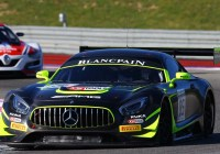 Dominik Baumann im Mercedes-AMG GT3 © Olivier Beroud/VSA