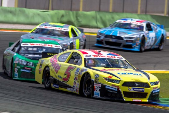 Florian Renauer © NASCAR Whelen Euro Series