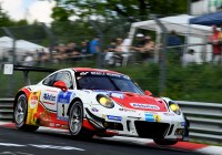 Norbert Siedler am Nürburgring © Porsche
