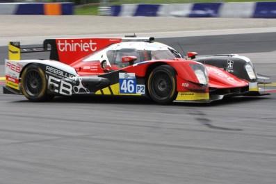 Rang 2 in der LMP 2 für Thiriet by TDA Racing© Rudolf Beranek