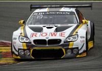 Sieg für den BMW M6 GT3 in Spa-Francorchamps © BMW AG