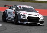 Max Hofer beim Finale in Hockenheim © Audi Motorsport
