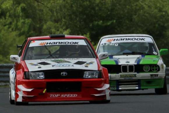 Windschattenduelle am Salzburgring © Histo Cup
