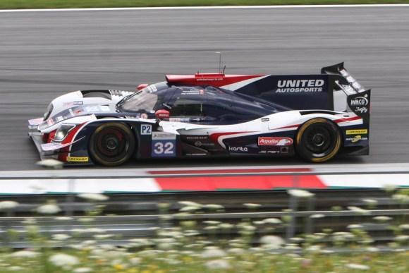 Sieg für den United Autosports - Ligier JSP217 – Gibson am Red Bull Ring © Rudolf Beranek