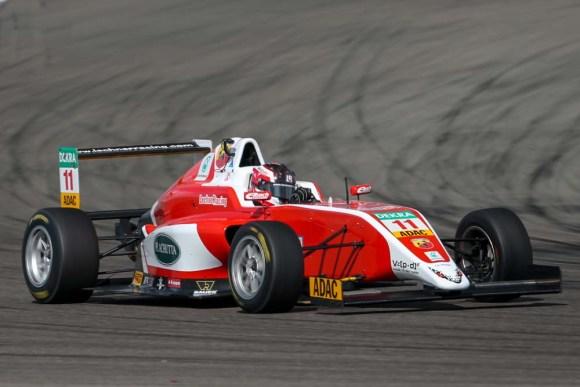 Mick Wishofer führt die Rookie-Wertung an © ADAC Motorsport