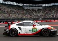 Richard Lietz, Frederic Makowiecki - Porsche 911 RSR © Porsche AG