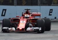 Poleposition und neuer Streckenrekord für Sebastian Vettel im Ferrari © Ferrari Media