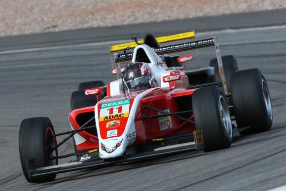 Mick Wishofer erstmals in den Punkten © ADAC Motorsport - Gruppe C Photography
