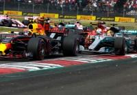 Heiße Startphase zum GP von Mexiko © Daimler AG