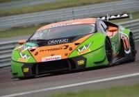 Sieg für den Lamborghini Huracán des GRT Grasser Teams © ADAC Motorsport