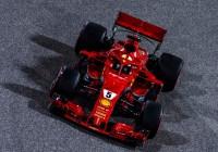 Sebastian Vettel siegt auch in Bahrain © Ferrari Media