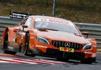 Lucas Auer will nach dem zweiten Rennen ganz oben stehen © DTM