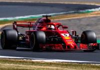Sieg für Sebastian Vettel © Ferrari Media