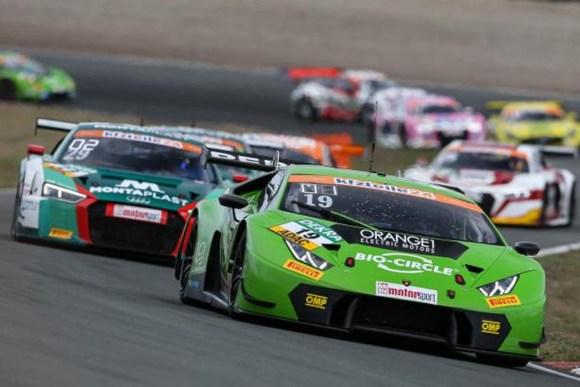 Ezequiel Perez Companc - Marco Mapelli feiern ersten Saisonsieg © ADAC Motorsport