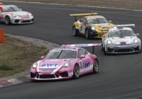 Thomas Preining weiterhin Leader in der Meisterschaft © Porsche AG