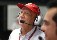 Niki Lauda / 22. Februar 1949 in Wien; † 20. Mai 2019 in Zürich © Daimler AG