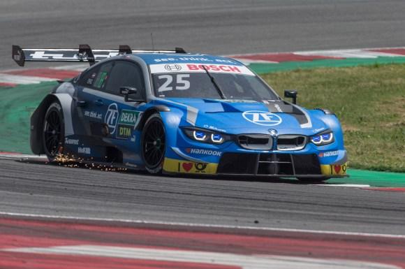 Philipp Eng sammelte weitere Punkte im Misano © BMW Group