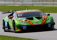 Das GRT Grasser Racing Team fightet um dem Sieg in der Teamwertung © Topspeed - Rudolf Beranek