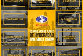 10 Tourist Places Around Janaharsha Group Hyderabad One Must Visit