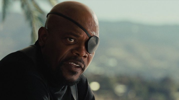 Nick Fury - The man with a military history