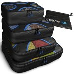 Organise your Luggage Perfectly with Shacke Pak Packing Cubes