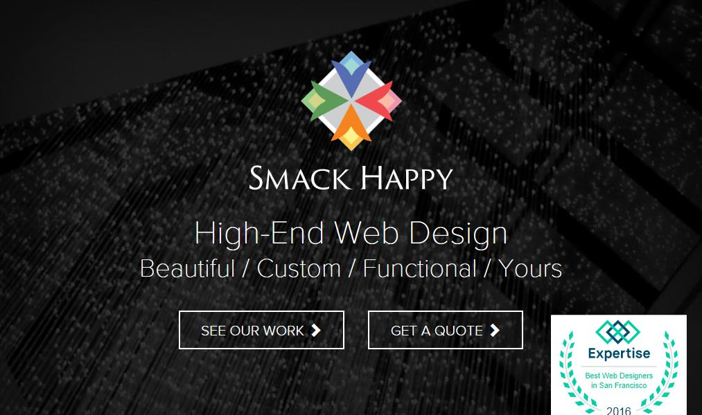 Smack Happy Design Reviews
