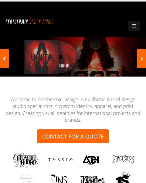 Exothermic Design Reviews