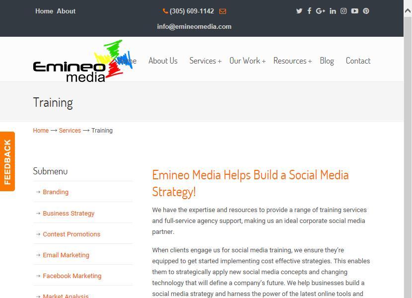Emineo Media Reviews