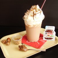 Friotella : le nutella frappé des French Coffee Shop !