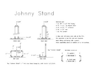 johnny Stand graphic