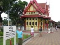 Tajlandia Hua Hin zabytkowy dworzec