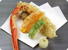 とり松の蟹天ぷらイメージ